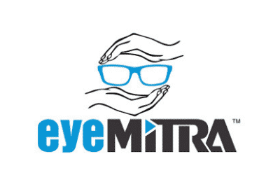 le logo d'Eyemitra en couleur