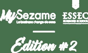 Logos MySezame et ESSEC, édition#2